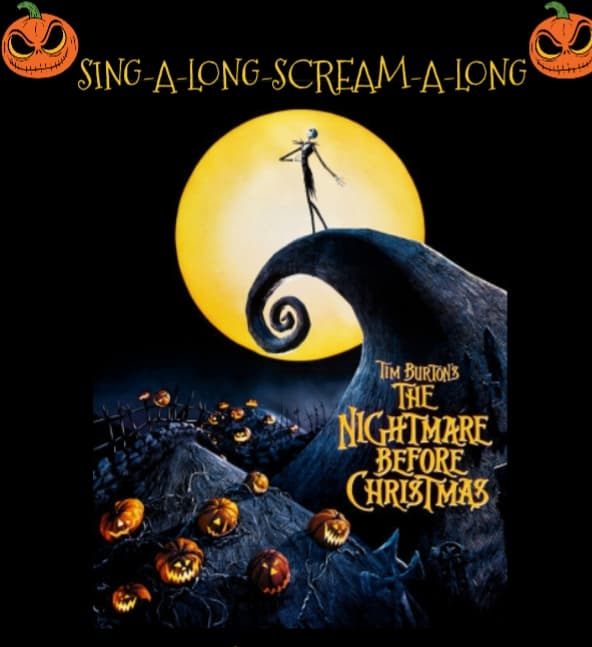 The Nightmare Before Christmas – Scream A Long