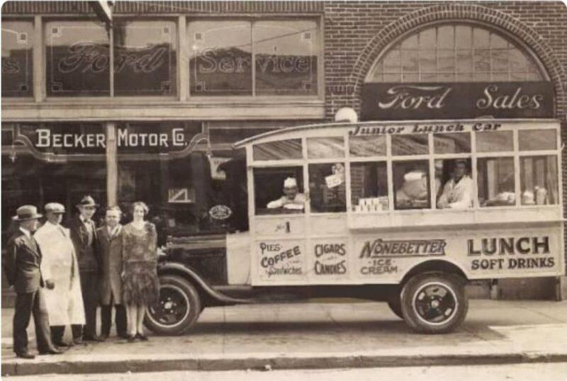 Virtual Food Truck