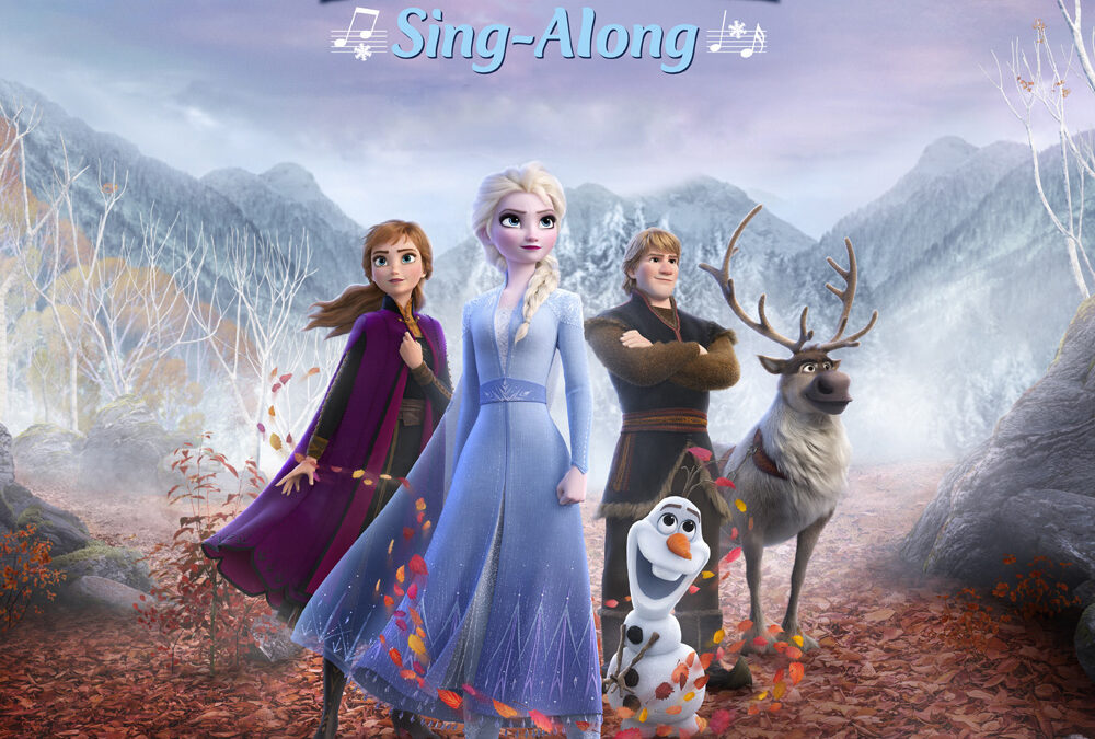 Frozen II – Sing A Long